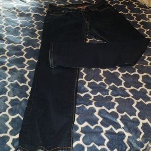 Lucky Dark Blue Jean's size 4/27